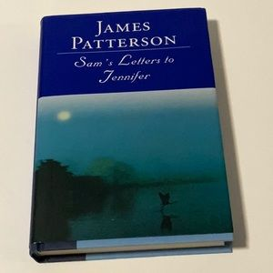 Book: James Patterson, Sam's Letters to Jennifer